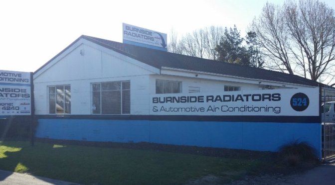 Burnside Radiators